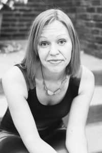 Mindy Mejia, Minnesota author, thriller writer