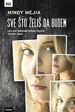 Mindy Mejia, Thriller Author, The Last Act of Hattie Hoffman, Croatia version