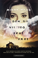 Mindy Mejia, Thriller Author, The Last Act of Hattie Hoffman, Norway version